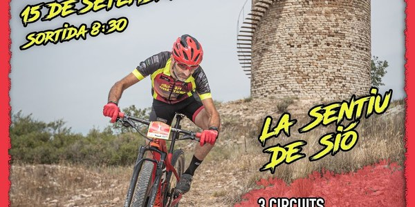 BTT Serra d'Almenara