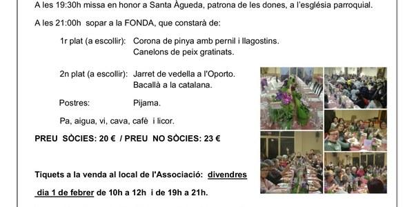 Festa de Santa Àgueda