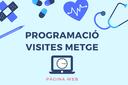 Programació visita metge