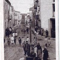 Carrer Muralla - Plaça de la Sardana.JPG