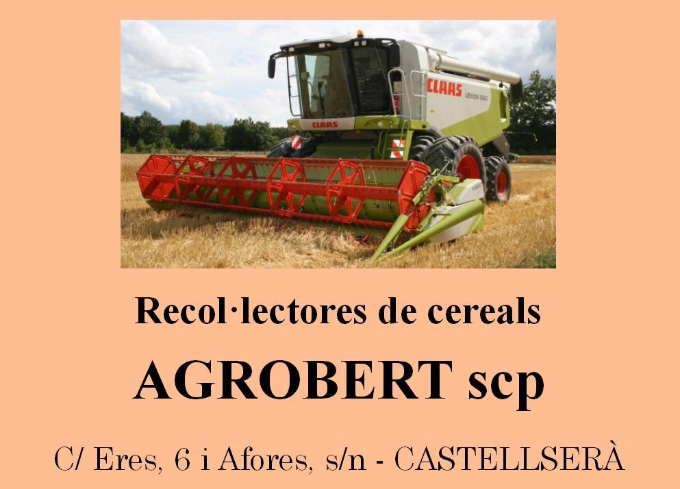 Agrobert, recol·lectors de cereals