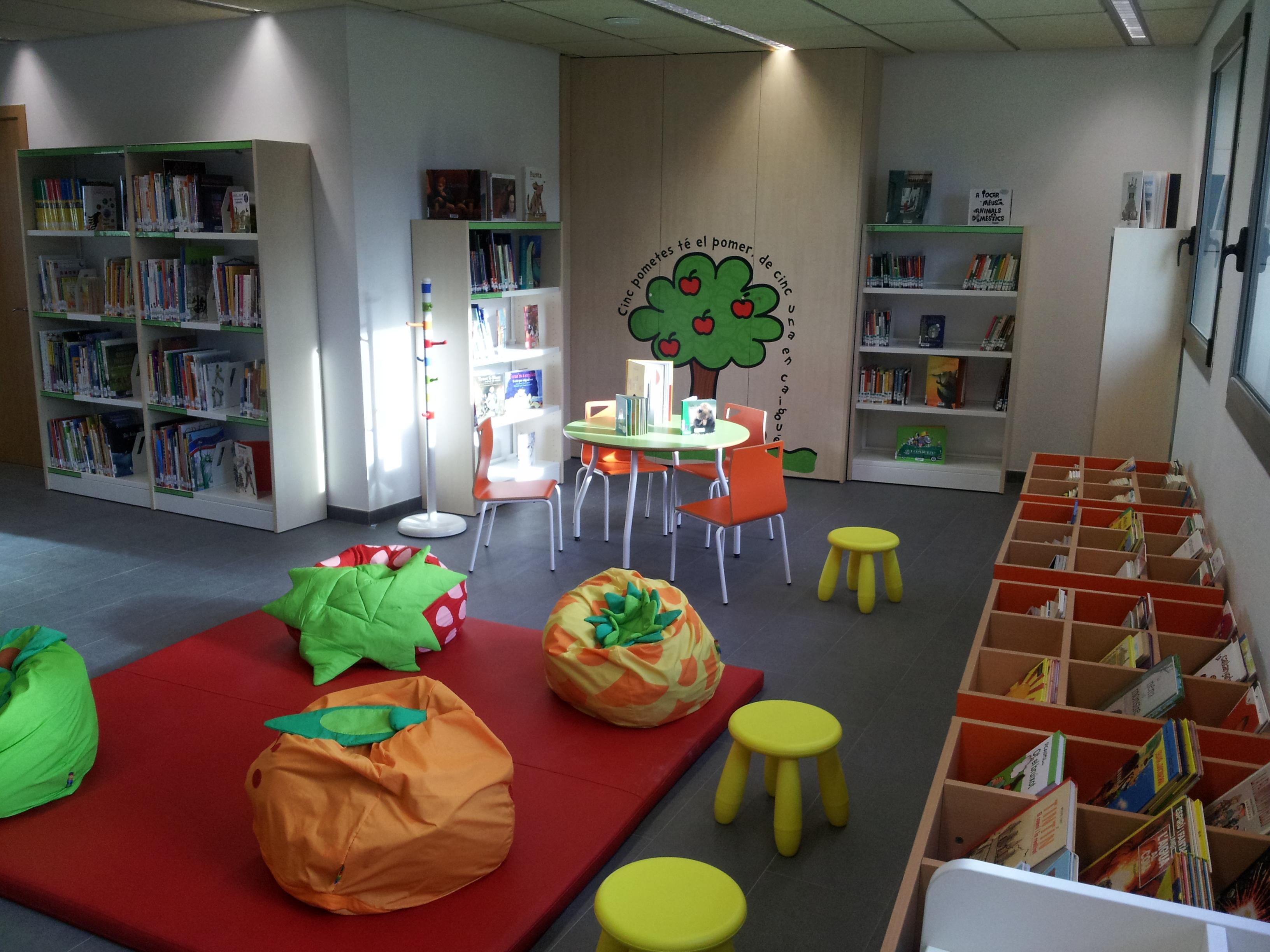 Biblioteca Municipal Valeri Serra i Boldú