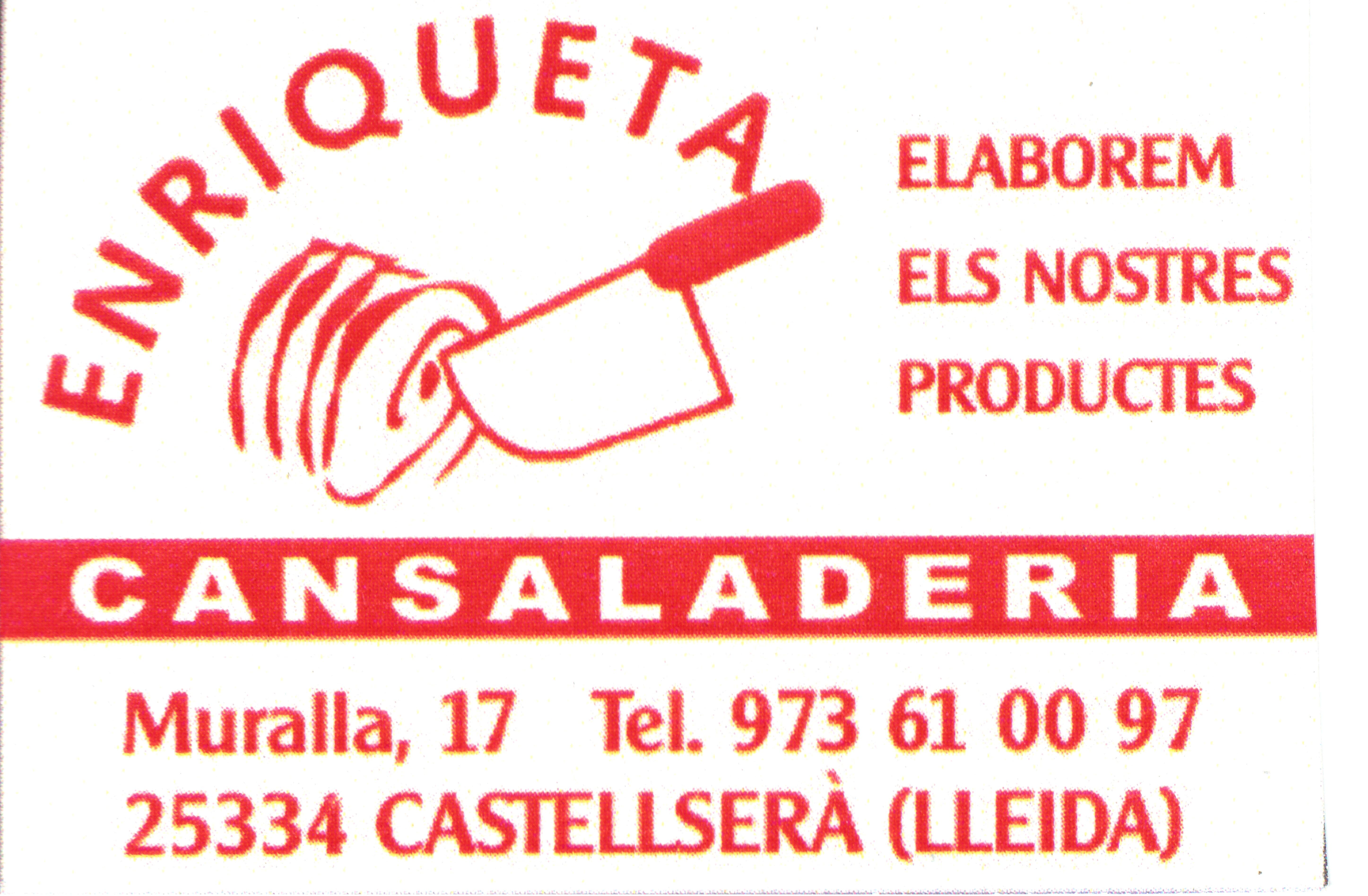 Cansaladeria Enriqueta