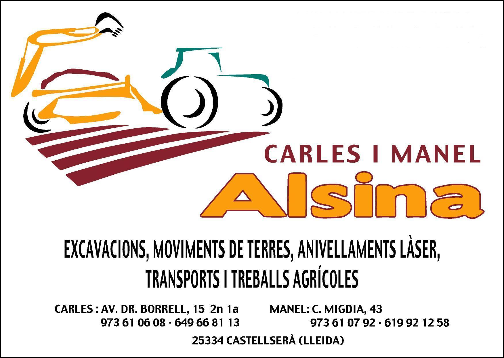 Excavacions Carles i Manel Alsina