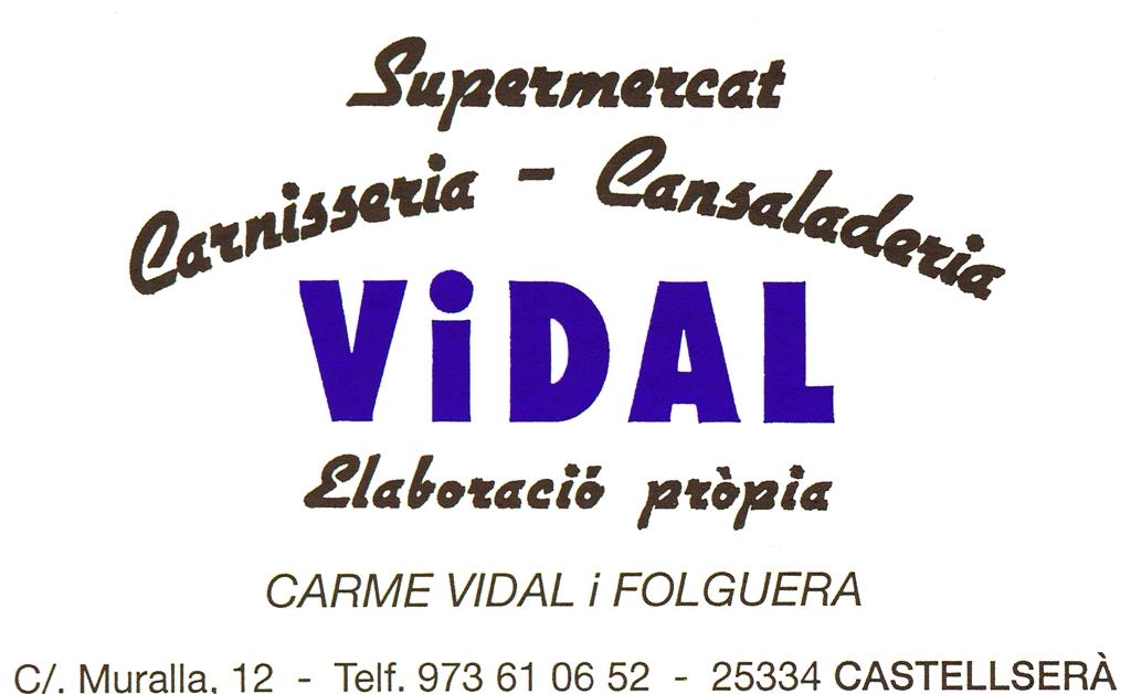 Supermercat Vidal